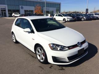 Used 2015 Volkswagen Golf GTI 3-Door for sale in Calgary, AB
