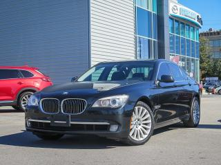 Used 2012 BMW 750i 750i xDrive Sedan for sale in Scarborough, ON