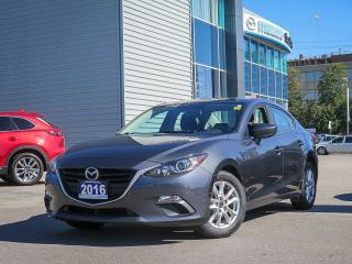 Used 2016 Mazda MAZDA3 MAZDA WARRANTY UNTIL 2023/ NAVIGATION/ NEW TIRES/ HEATED SEATS... FINANCE 0% for sale in Scarborough, ON