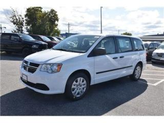 Used 2017 Dodge Grand Caravan CVP REAR STOW AND GO !! for sale in Concord, ON
