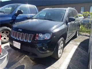 Used 2014 Jeep Compass Sport Alloys, Bluetooth, 4X4 !!! for sale in Concord, ON