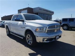 Used 2014 Dodge Ram 1500 Laramie NAVIGATION, SUNROOF, RAM BOXES !! for sale in Concord, ON