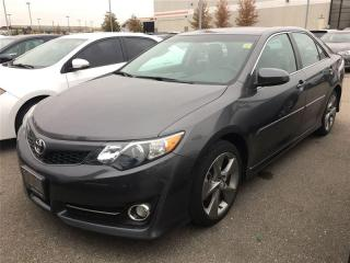 Used 2014 Toyota Camry SE for sale in Brampton, ON