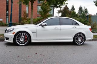 Used 2012 Mercedes-Benz C-Class C63 Sedan AMG Performance Package for sale in Vancouver, BC