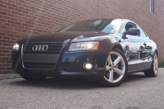 Used 2011 Audi A5 2.0T Premium Plus (Tiptronic),Navi,Cam for sale in North York, ON