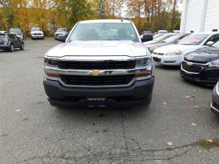 Used 2017 Chevrolet Silverado 1500 2WT for sale in Quesnel, BC
