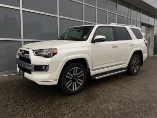 Used 2016 Toyota 4Runner Limited for sale in Surrey, BC