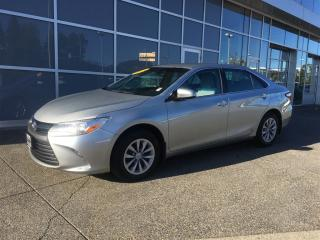 Used 2015 Toyota Camry LE for sale in Surrey, BC