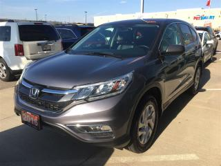 Used 2016 Honda CR-V EX-L for sale in Brampton, ON