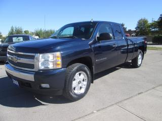 Used 2008 Chevrolet Silverado 1500 LT Z71 8'BOX for sale in Hamilton, ON