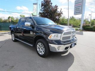 Used 2013 Dodge Ram 1500 Laramie Longhorn - 5.7L HEMI, GPS, Sunroof, Remote for sale in London, ON