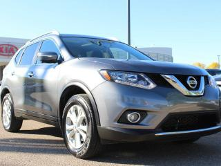 Used 2015 Nissan Rogue SV, PANORAMIC, 360 BACKUP CAM, HEATED SEATS, NAVI, POWER TAILGATE, CRUISE CONTROL, BLUETOOTH, USB/AUX for sale in Edmonton, AB