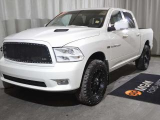 Used 2012 Dodge Ram 1500 SPRT for sale in Red Deer, AB