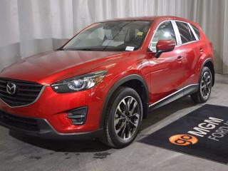 Used 2016 Mazda CX-5 GT for sale in Red Deer, AB