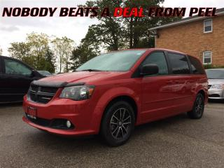 Used 2015 Dodge Grand Caravan SXT**REAR DVD**BACK-UP CAM**BLUETOOTH** for sale in Mississauga, ON