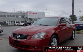 Used 2006 Nissan Altima 3.5 S |AS-IS SUPER SAVER| for sale in Scarborough, ON