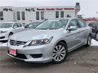 Used 2014 Honda Accord Sedan LX  | 2.99% Financing for sale in Mississauga, ON