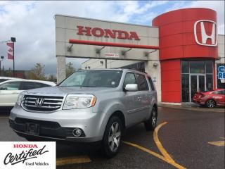 Used 2015 Honda Pilot Touring, original roadsport vehicle for sale in Scarborough, ON
