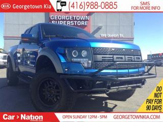 Used 2010 Ford F-150 SVT Raptor | 6.2L | FOX SUSPENSION | RARE TRUCK for sale in Georgetown, ON