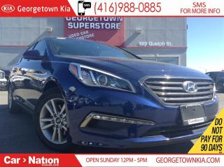Used 2017 Hyundai Sonata GL | BLUETOOTH | HEATED SEATS | BAL OF WARRANTY for sale in Georgetown, ON