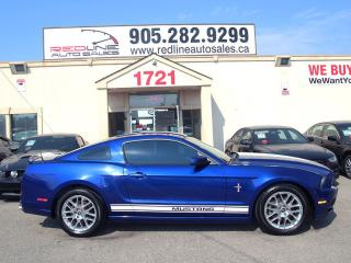 Used 2013 Ford Mustang Leather, Upgraded Exhaust, WE APPROVE ALL CREDIT for sale in Mississauga, ON