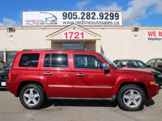 Used 2010 Jeep Patriot Alloys, Chrome Package, WE APPROVE ALL CREDIT for sale in Mississauga, ON