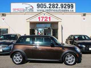 Used 2011 MINI Cooper Classic Sunroof, Leather, WE APPROVE ALL CREDIT for sale in Mississauga, ON