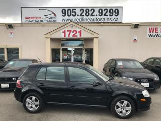 Used 2010 Volkswagen City Golf 2.0L Alloys, WE APPROVE ALL CREDIT for sale in Mississauga, ON