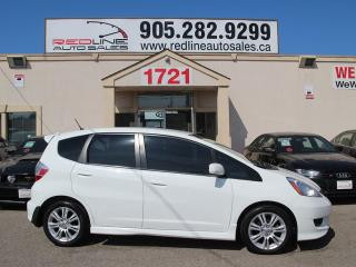 Used 2009 Honda Fit Sport, Alloys, WE APPROVE ALL CREDIT for sale in Mississauga, ON