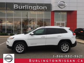 Used 2014 Jeep Cherokee North V6, 1 ONR, ACCIDENT FREE !! for sale in Burlington, ON