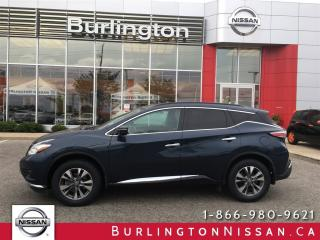 Used 2015 Nissan Murano SV, FWD, NAVi, EXTENDED WARRANTY ! for sale in Burlington, ON