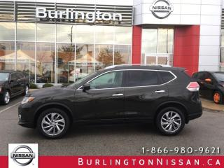 Used 2014 Nissan Rogue SL for sale in Burlington, ON