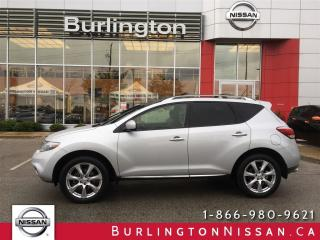 Used 2012 Nissan Murano LE for sale in Burlington, ON