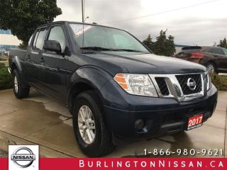 Used 2017 Nissan Frontier SV, 4X4, CREW CAB for sale in Burlington, ON