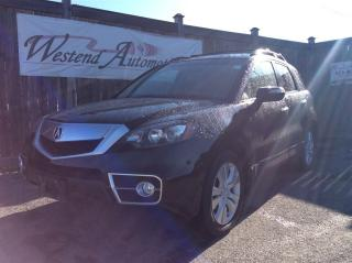 Used 2010 Acura RDX AWD for sale in Stittsville, ON