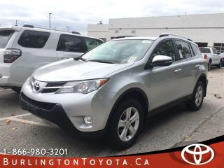 Used 2013 Toyota RAV4 XLE AWD, SUNROOF for sale in Burlington, ON