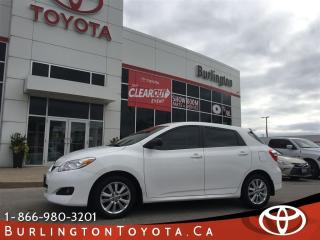 Used 2010 Toyota Matrix TOURING SUNROOF for sale in Burlington, ON