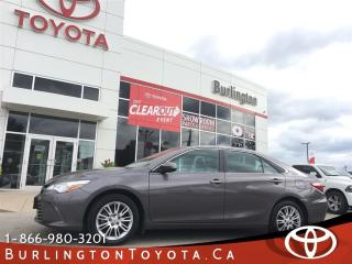 Used 2015 Toyota Camry LE Upgrade Package for sale in Burlington, ON