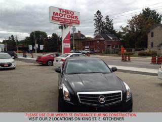 Used 2014 Cadillac ATS 2.0L AWD | CAMERA | SUNROOF | BOSE STEREO for sale in Kitchener, ON
