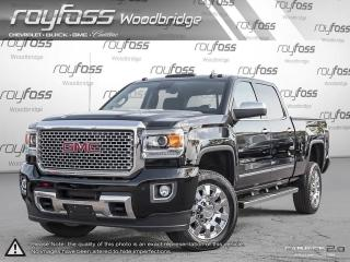 Used 2015 GMC Sierra 2500 HD Denali for sale in Woodbridge, ON