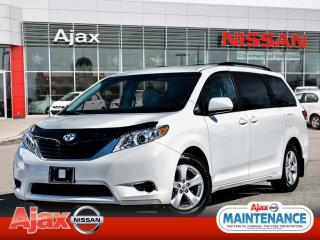 Used 2014 Toyota Sienna LE 8 Passenger*Power Doors*Back Up Camera* for sale in Ajax, ON