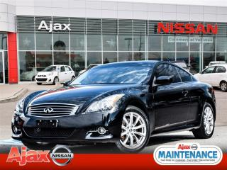 Used 2013 Infiniti G37 X Premium*Leather*Heated Seats*AWD for sale in Ajax, ON