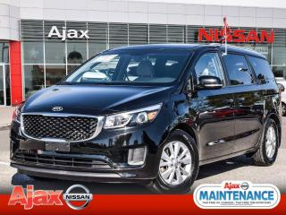 Used 2017 Kia Sedona LX*8 Passenger Seating*Blue Tooth* Keyless Remote for sale in Ajax, ON
