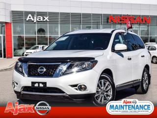 Used 2014 Nissan Pathfinder SL*Nav*Back Up Camera*Leather for sale in Ajax, ON