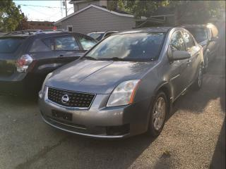 Used 2007 Nissan Sentra 2.0 for sale in St Catharines, ON