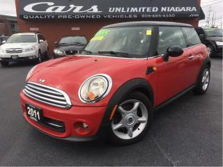 Used 2011 MINI Cooper Classic | LEATHER ... for sale in St Catharines, ON