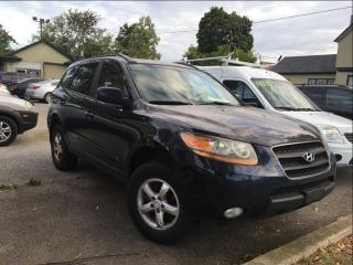 Used 2009 Hyundai Santa Fe GL 3.3L for sale in St Catharines, ON