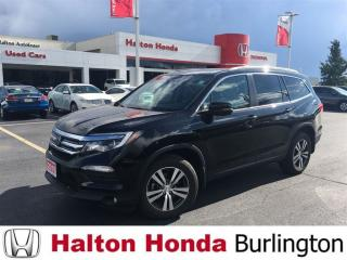 Used 2016 Honda Pilot EX|HEATED SEATS|REAR VIEW CAMERA for sale in Burlington, ON