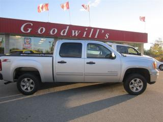 Used 2012 GMC Sierra 1500 SLE! CREW CAB! for sale in Aylmer, ON