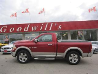Used 2010 Dodge Ram 1500 SLT! SHORT BOX! HEATED SEATS! FACT. REMOTE START! for sale in Aylmer, ON